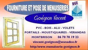 Menuiserie Govignon